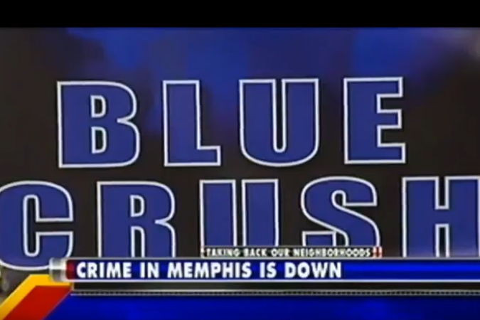 Memphis Hits 30 Year Low on Murder Rate